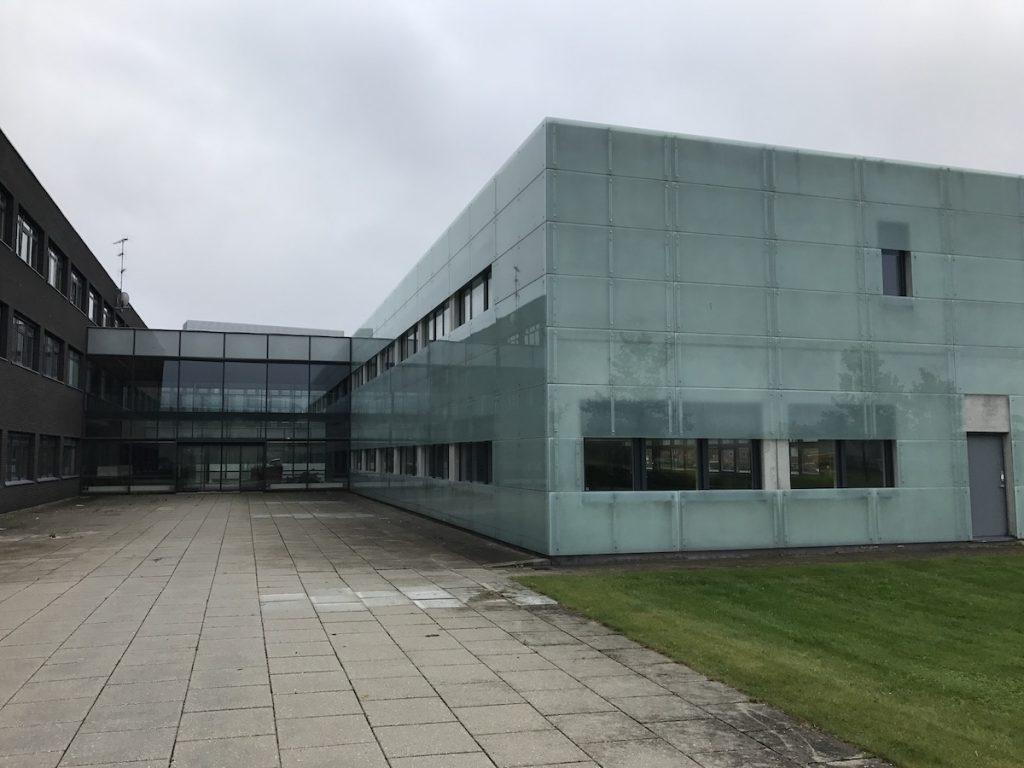 3M Prestige 70 ext monteret på Nordea's nyrenoverede bygning i Ballerup