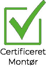 Certificeret montør
